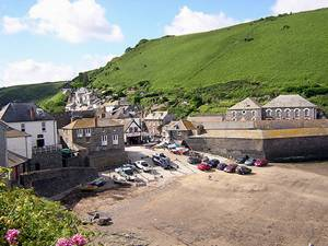 another view of Port Isaac
