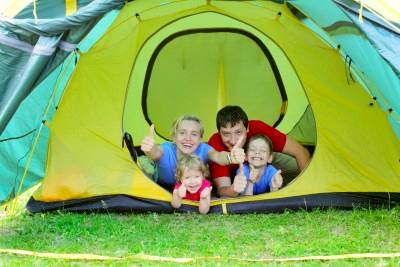 camping holidays in Cornwall