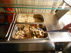 servery dishes